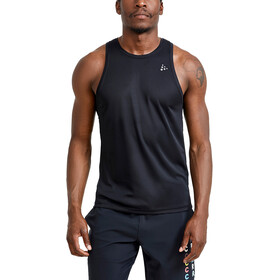 Craft Core Charge Singlet Men black
